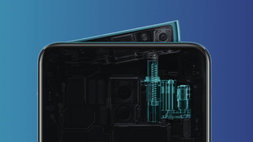 Oppo Reno 10x Zoom Camera