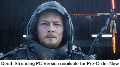 Photo of Death Stranding PC Version