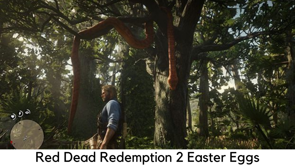 Have you found any of these Red Dead Redemption 2 Easter Eggs?