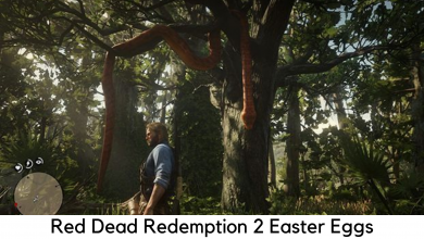 Photo of Red Dead Redemption 2 Easter Eggs