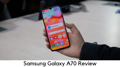 Photo of Samsung Galaxy A70 review