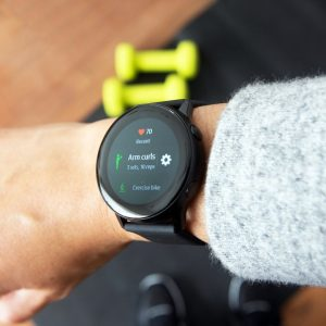 Galaxy Watch Active Better feature