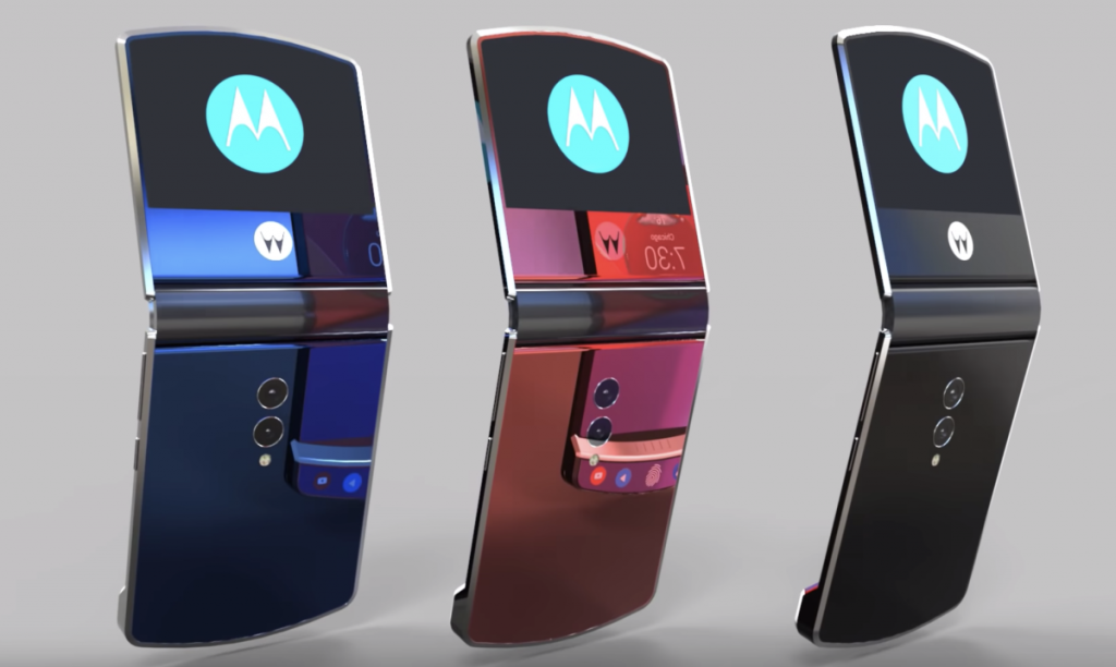 Why you should be excited about the folding Razr Smartphone?