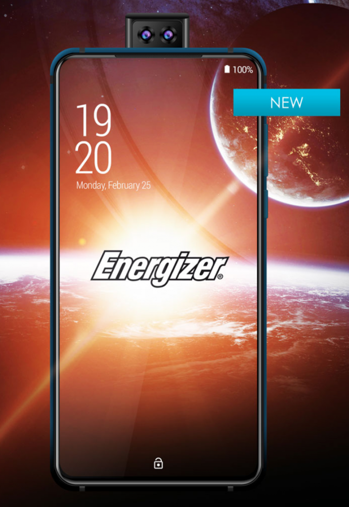 Energizer's newest power bank can make phone calls!