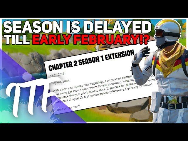 Fortnite Chapter 2 Season 1 Extended