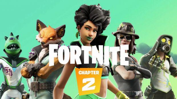 Fortnite Chapter 2 Season 1
