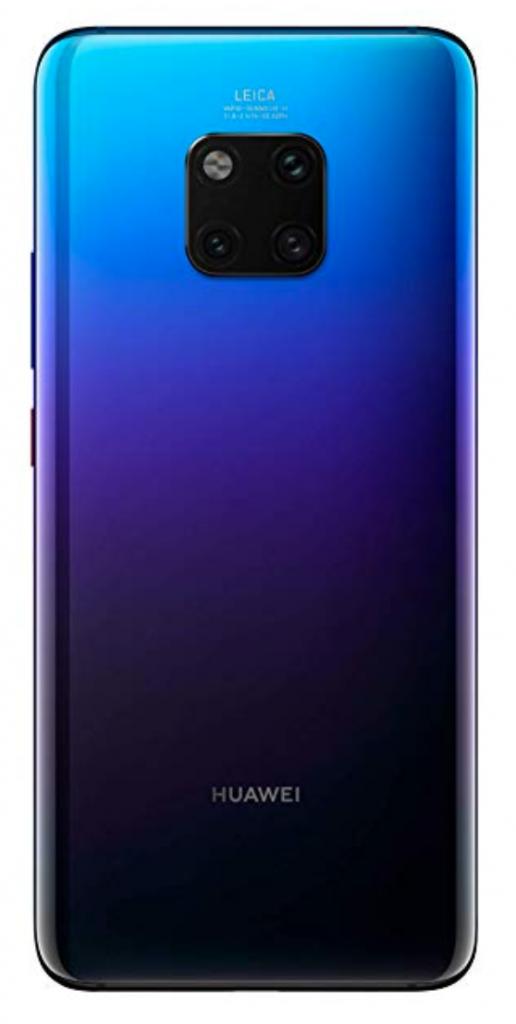 Huawei Mate 20 Camera