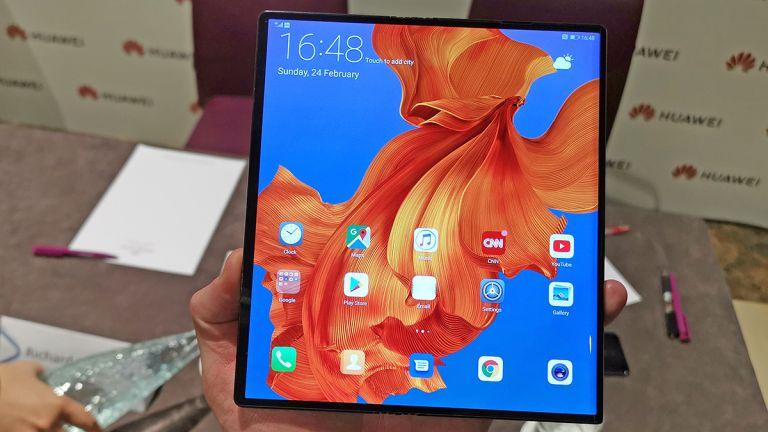 Huawei Mate X Unfolded