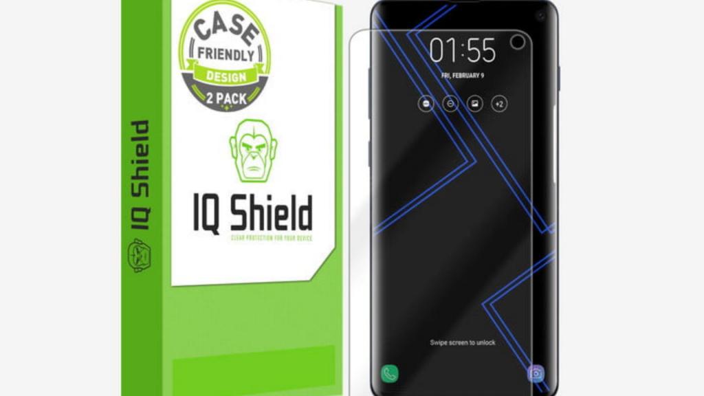 IQ Shield Screen ProtectorFor galaxy S10