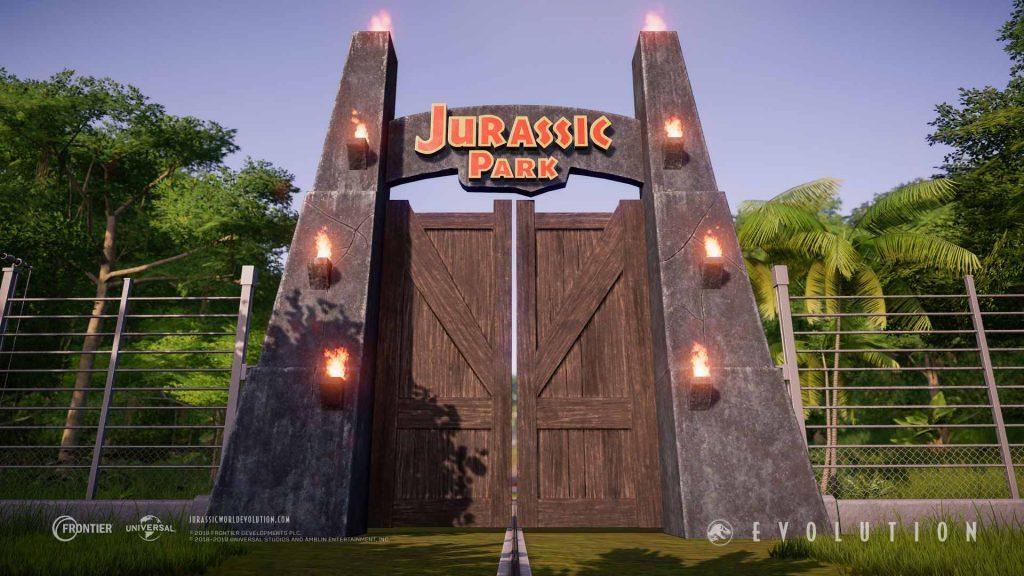 Jurassic World Challenge Mode