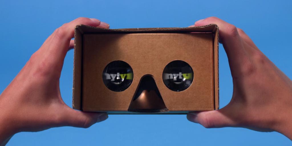 New York Times VR