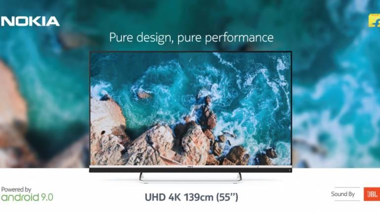 Nokia Smart TV with JBL Sound