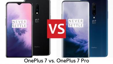 Photo of OnePlus 7 Pro vs. OnePlus 7