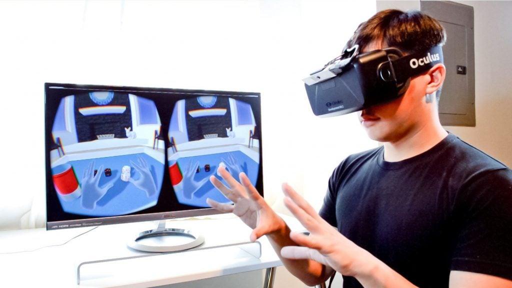 Oculus Rift VR app