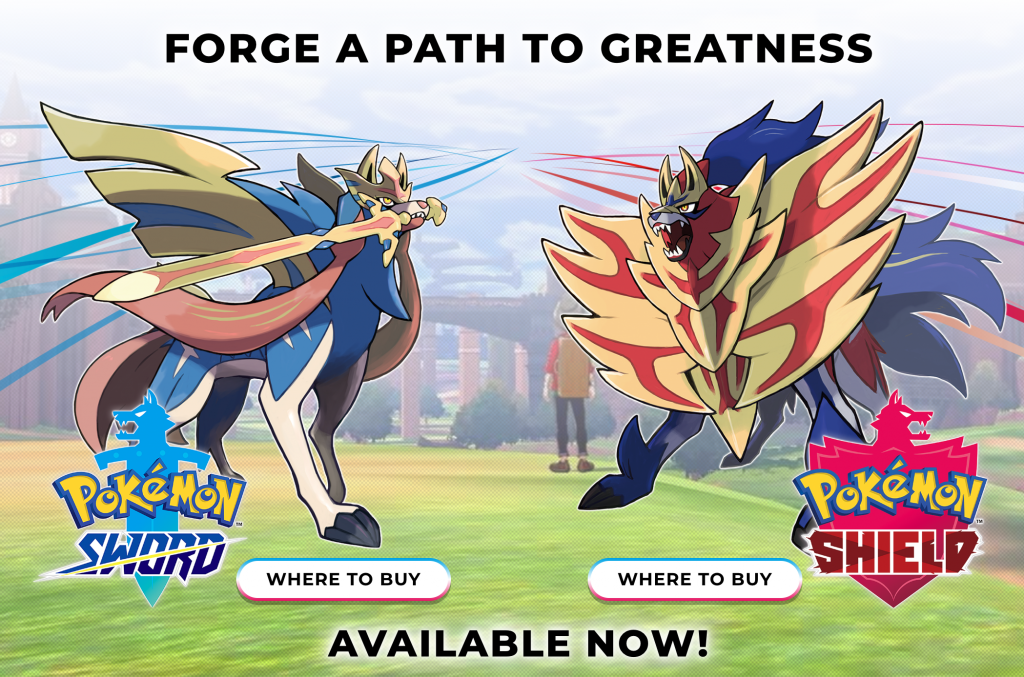 Pokemon Sword and Shield becomes the World_s fastest-selling switch game