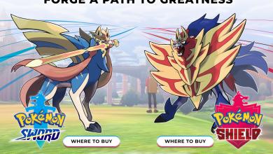Photo of Pokemon Sword And Shield