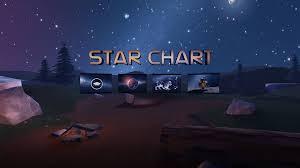 Star Chart Virtual Reality