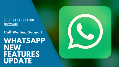 Photo of WhatsApp New Features Coming Soon: Call Waiting, Self-Destructing Messages & More