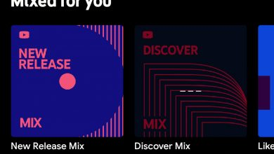 Photo of YouTube Music Is Adding Three Spotify-like Personalised Playlists