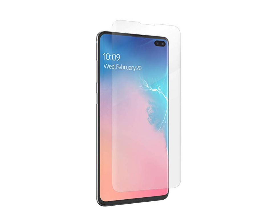 Zagg InvisibleShield Ultra Clear For galaxy S10