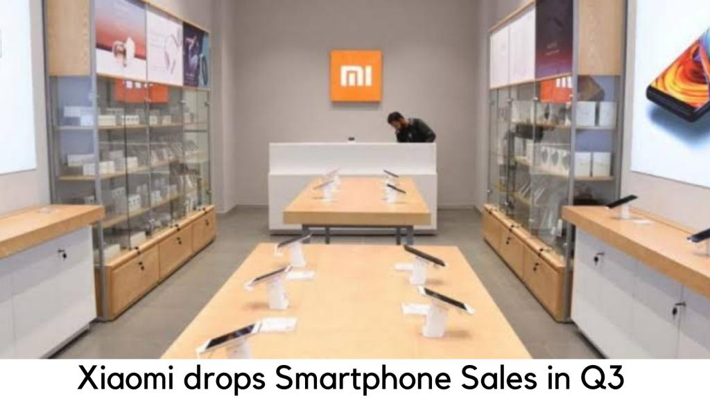 Xiaomi Posts Record Q3 Revenues