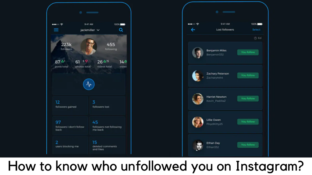 How to Know When Someone Unfollows You on Instagram?
