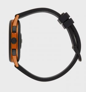 Armani Smartwatch 3 Side