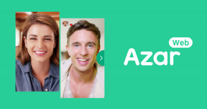 Azar Best Live Video Chat Apps