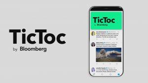 Bloomberg Rebrands TicToc