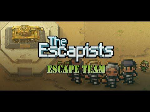 Social Multiplayer Games - Escape Team