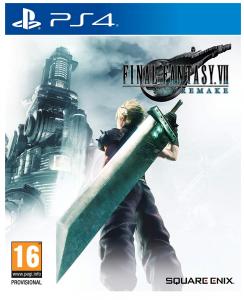 Final Fantasy VII Remake Action Adventure Games