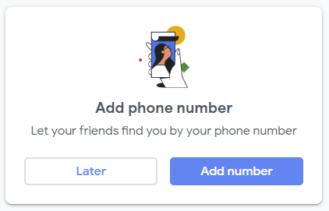 Google Duo Calling