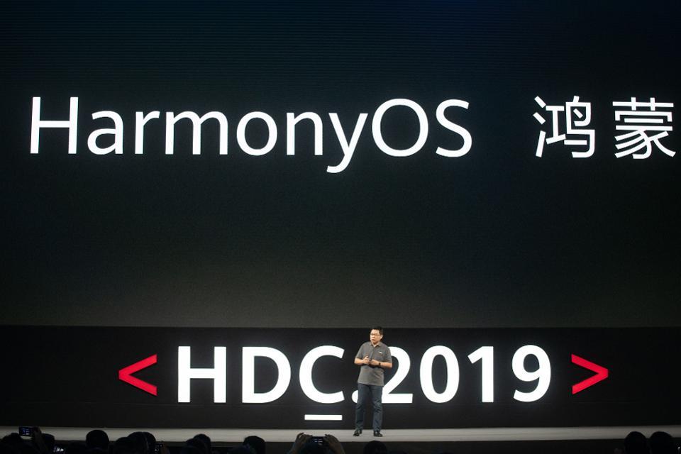 HarmonyOS Operating System