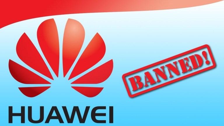 Huawei Google Ban