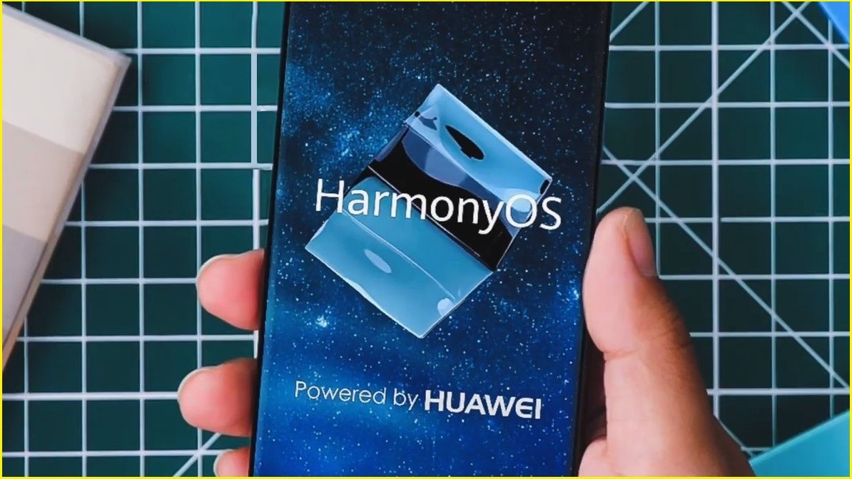 Huawei's HarmonyOS
