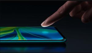 Mi Fingerprint