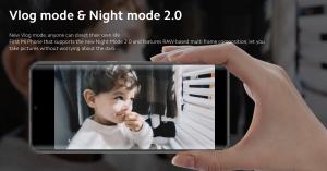 Mi Vlog and Night Mode