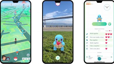 Photo of Pokémon GO working on cross-platform AR-multiplayer Buddy Adventure