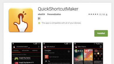 Photo of Quick Shortcut Maker App