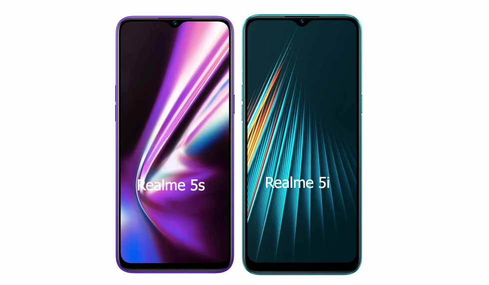 Realme 5s And 5i Review And Comparison