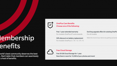Photo of OnePlus Announces Red Cable Club Rewards Program For Indian Users