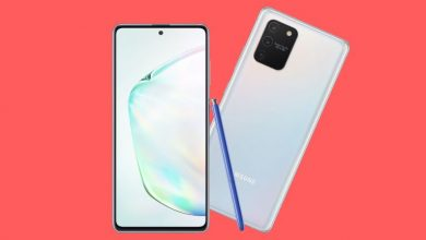 Photo of Galaxy S10 Lite and Note 10 Lite Go Official