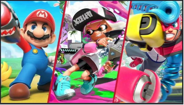 The Best Nintendo Switch Exclusives