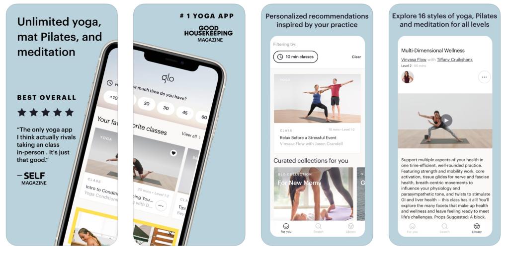 Yoga Best Workout App