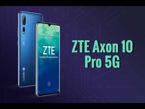 ZTE Axon 10s Pro 5G Release