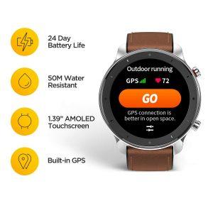 Amazfit GTR Lite Features