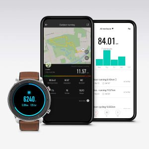 Amazfit GTR Lite Syncing