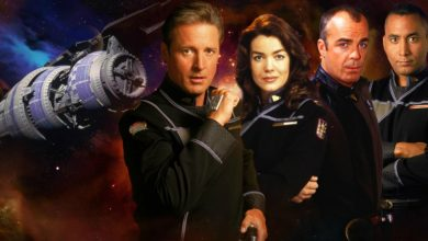 Photo of Babylon 5 is Leaving Amazon Prime Next Week So Start Streaming!