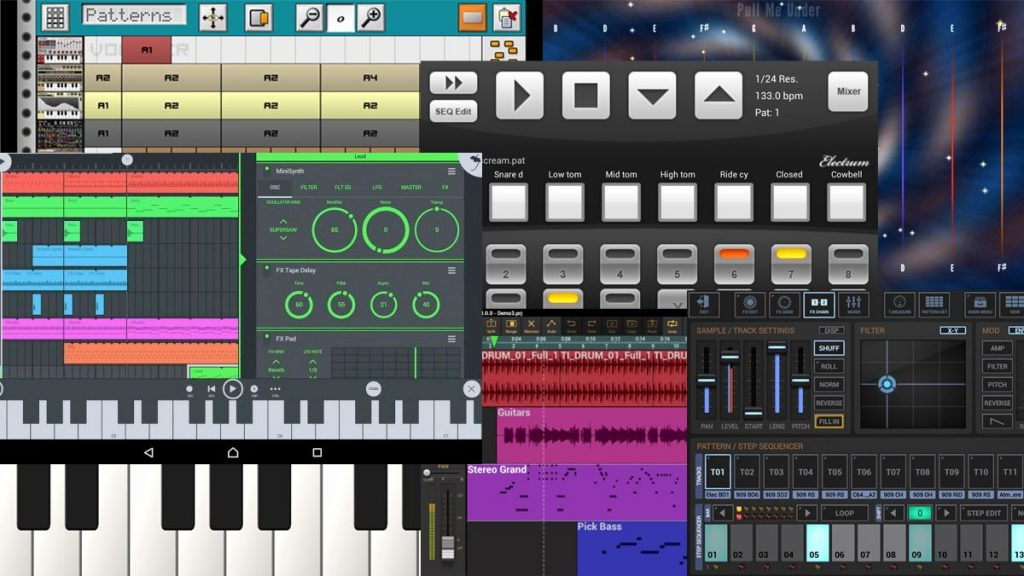 Best Beat & Music Making App for Android and iOS