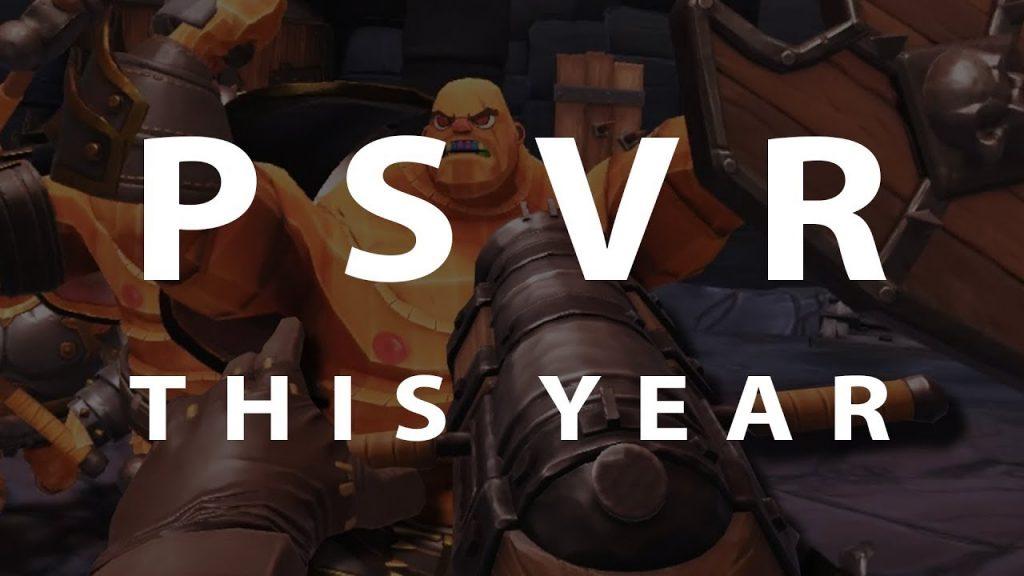 Best PlayStation VR games: The Best PSVR Games around on 2020